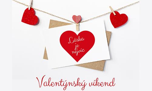 Valentýnský víkend